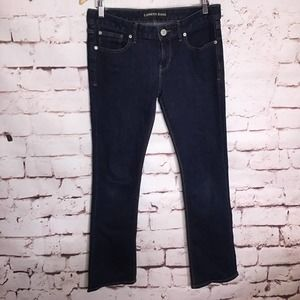 Express Barely Boot Stella Los Rise Jean Dark 6S